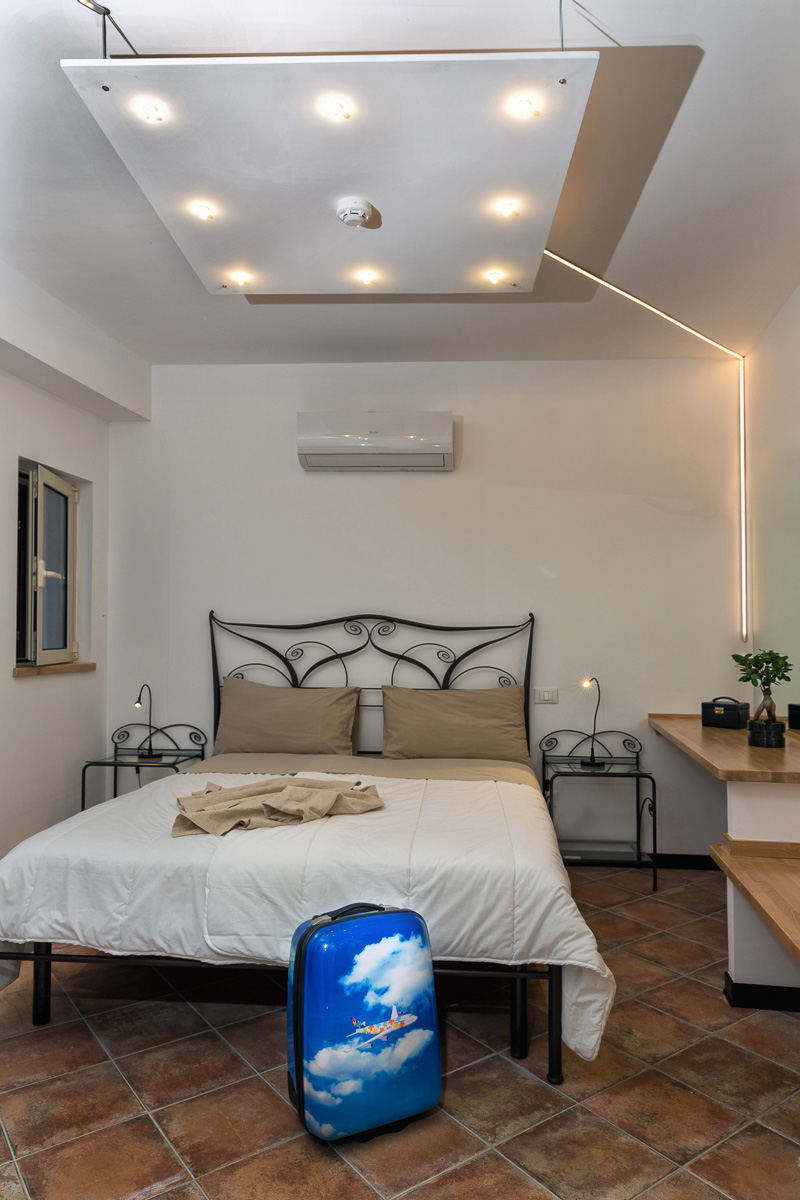 Holiday apartments in Taormina Center